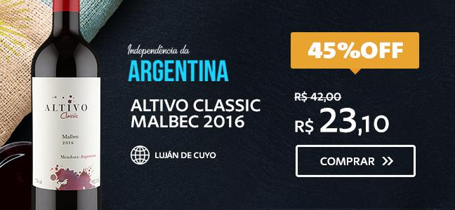 Independência da Argentina!
