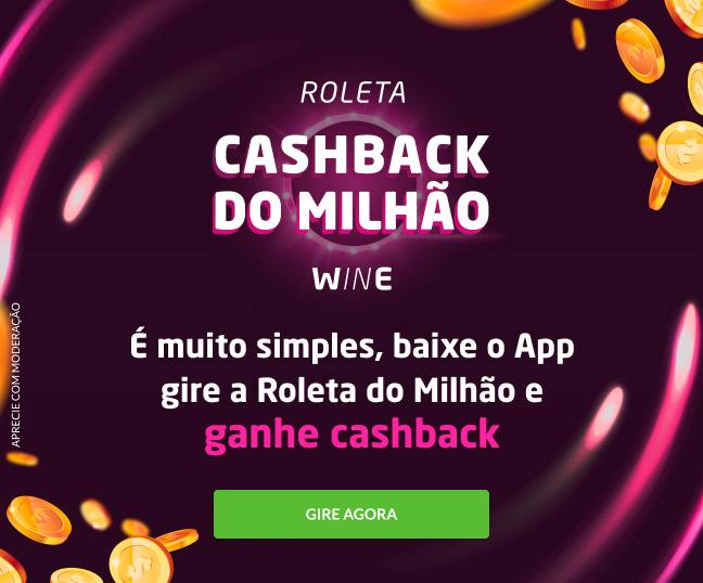 Roleta Casch Back do Milhão