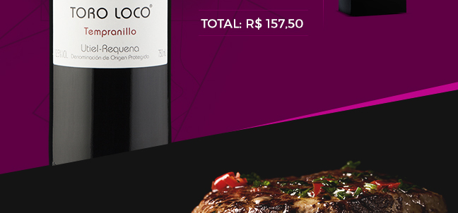 Winebox  Toro Loco!