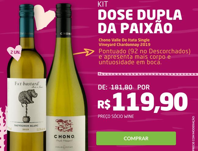 Kit Dose Dupla da Paixão (2 garrafas)